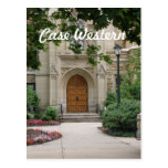Case Western in Ohio Postcard