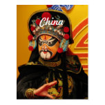 Chinese Entertainment Postcard
