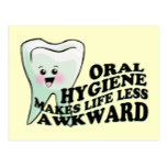 Dentist Dental Hygienist Orthodontist Postcard