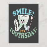 Dentist Dental Hygienist Postcard