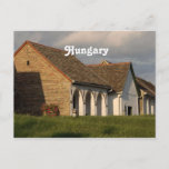 Hungary Countryside Postcard