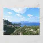Island of Capri Postcard