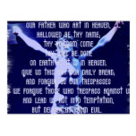 Lords Prayer Postcards
