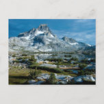 Nevada Mountains Postcard