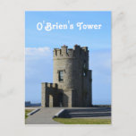 O'Brien's Tower Postcard