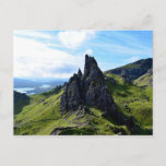 Old Man of Storr Vista Postcard