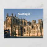 Portugal Architecture Postcard