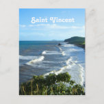 Saint Vincent and Grenadine Postcard