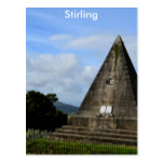 Stirling Scotland Postcard
