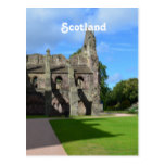 Views of Holyrood Abbey Postcard