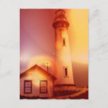 Vintage Lighthouse Postcard